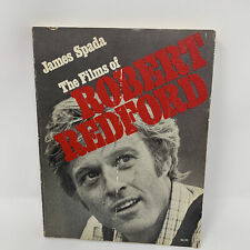 The Films of Robert Redford by James Spada 1977