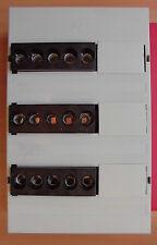 DDR Sicherungskasten  AP-VERTEILER 3x5 NEU