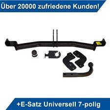 Für Citroen C2 3-Tür Anhängerkupplung starr+ES 7p ABE
