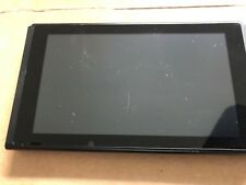 Nintendo Switch Tablet Screen Console Only-FRAME DAMAGED -SEE PHOTOS