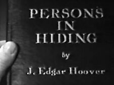 PERSONS IN HIDING (DVD) - 1939 - Lynn Overman, Patricia Morison