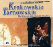 CD KRAKOWSKIE TARNOWSKIE Muzyka źródeł  / Sources of Polish Folk Music 8