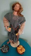 """Ashton Drake religious doll """"Multiplying the Loaves"""""""
