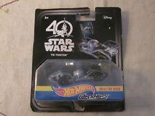 Hot Wheels Carships STAR WARS 40th Anniversary Tie Fighter Car (GREAT FOR TRACK)