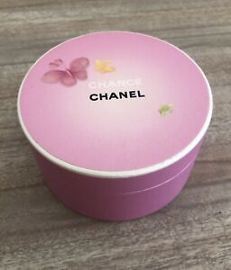 CHANEL CHANCE EDT 4 x 2ml mixed Sampler Spray Collectible Box