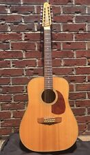 FENDER 12 String Acoustic Guitar - Santa Maria XII - Vintage 1990 - California