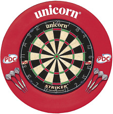 Unicorn Striker Dartboard and Surround