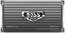 BOSS AUDIO AR1600.4 1600 WATT 4/3/2 CHANNEL AMP CAR STEREO SPEAKER/SUB AMPLIFIER