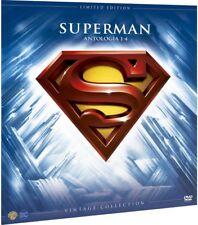 SUPERMAN ANTOLOGIA COMPLETA DVD COLECCION VINILO VINTAGE NUEVO ( SIN ABRIR )