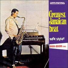 Greatest Jamaican Beat: Rock Steady BaBa-Boom Time 1997 Import; Tommy McCook +