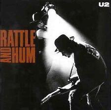 U2-Rattle and Hum (New 2 VINYL LP)