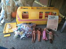 Vintage Barbie Star Traveler Gmc Eleganza Ii Camper Motor Home Rv Bus