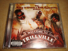 THE KING OF CRUNK & BME RECORDINGS present TRILLVILLE & LIL SCRAPPY - Welcome To