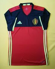 5+/5 Belgium soccer jersey small 2016 home shirt Aa8744 football Adidas ig93