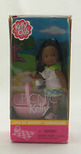 KELLY CLUB (Sister of Barbie) ~ PICNIC KELLY-AA (Lots of Secrets)~2001 53472~NEW