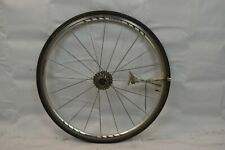 Shimano 700c Rear Road Bike Wheel Freehub OLW130 18mm 20S PV Silver USA Charity!
