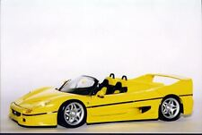 1:18 Maisto Ferrari F50 '95 Barchetta Convertible black, red, silver, yellow