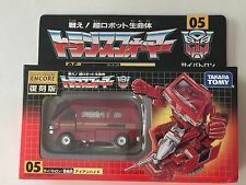 Transformers G1 2007 IRONHIDE figure in box takara tomy encore reissue 05
