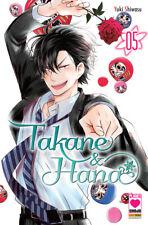 manga TAKANE E HANA N. 5 panini planet nuovo