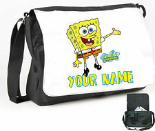 SPONGEBOB SQUAREPANTS SHOULDER BAG / MESSENGER BAG / LAPTOP BAG