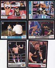 TOPPS WWE FROM MARIETTA GEORGIA 6 CODY RHODES WRESTLING CARDS GOLDUST