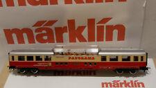 Märklin 4999 Panoramawagen, SBB1988 OVP unbespielt Digital