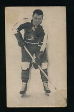 1952-53 St Lawrence Sales (QSHL) #3 JIMMY MOORE (Montreal)