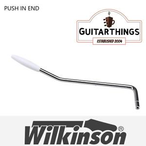 Wilkinson 5mm Push-in Tremolo Arm / Whammy Bar Fits Vintage Brand guitars