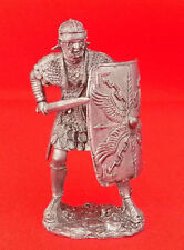TIN 54 MM FIGURE TOY SOLDIER  Roman legionary 1 century TOP QUALITY 1 : 32 NEW