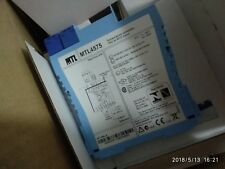 MTL4575 Temperature converter, THC or RTD input  ALL NEW IN NEW BOX