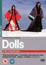Dolls (DVD) Japanese with English Subtitles