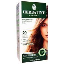 Herbatint, Dark Blonde Hair Colour 6N, 150ml