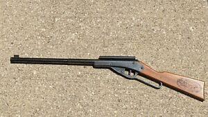 Antique DAISY BB GUN NO. 195 BUZZ BARTON SPECIAL Model 36