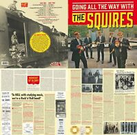 THE SQUIRES - GOING ALL THER WAY WITH THE SQUIRES  VINYL LP NEW!