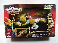 *NEW* Bandai Power Rangers Mystic Force Legendary Lion RC Cycle     S3,6.25