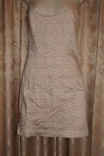 MAURIE AND EVE STRAPLESS DRESS SIZE 12