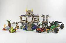 Lego Ninjago Bulk Lot of Sets & Minifigures: 70749, 10722, 70755