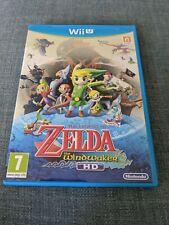 La Leyenda de Zelda: The Wind Waker HD (Nintendo Wii U, 2013) - Versión Europea