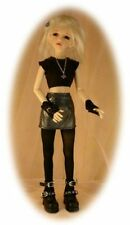 Bjd Msd pattern for Resin Goodreau & similarly sized dolls; shirt, skirt, jacket