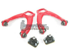 BLOX QSR Comp Front Upper Control Arm Adjustable Camber Kit 96-00 Honda Civic EK