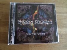 Ronny Munroe (Metal Church) - The Fire Within (2009)   CD Album
