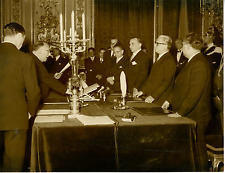 Proff. Pantaleo Gabrieli  Vintage silver print Tirage argentique  16x24  C