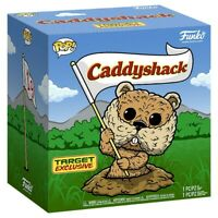 Funko POP! Collector's Box: Caddyshack Flocked Gopher POP! & Hat Free Shipping