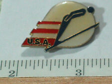 Vintage Olympic Team USA Ski Jumping Pin