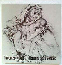 COMUNE DI RECANATI-LORENZO GIGLI 1931-1952-LA NUOVA FOGLIO ED. 1973-L2612