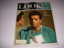 Vintage LOOK Magazine, May 8, 1962, BEN CASEY Cover, SAN FRANCISCO GIANTS Photos