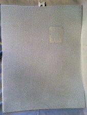 clear plastic canvas sheets, 1 sheet 7 mesh canvas