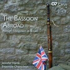 Bassoon Abroad, New Music