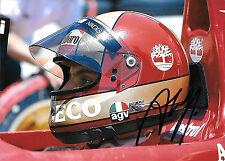 Alex Caffi signé Scuderia Italia Dallara F188, 1988 saison en Grand Prix