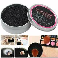 Makeup Brush Cleaner Dry Box Sponge Eyeshadow Shadow Switch Makeup Remover Tool